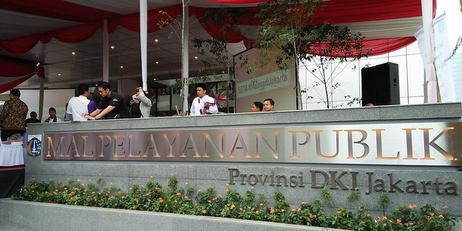 Resmi dibuka, Mal Pelayanan Publik DKI melayani 327 perizinan